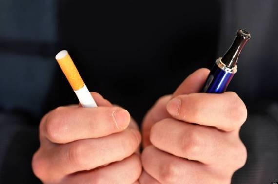 صورة دراسة: السجائر الإلكترونية أقل ضررا من العادية