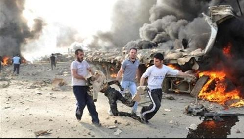 صورة هيئة أممية لمحاكمات جرائم حرب في سوريا
