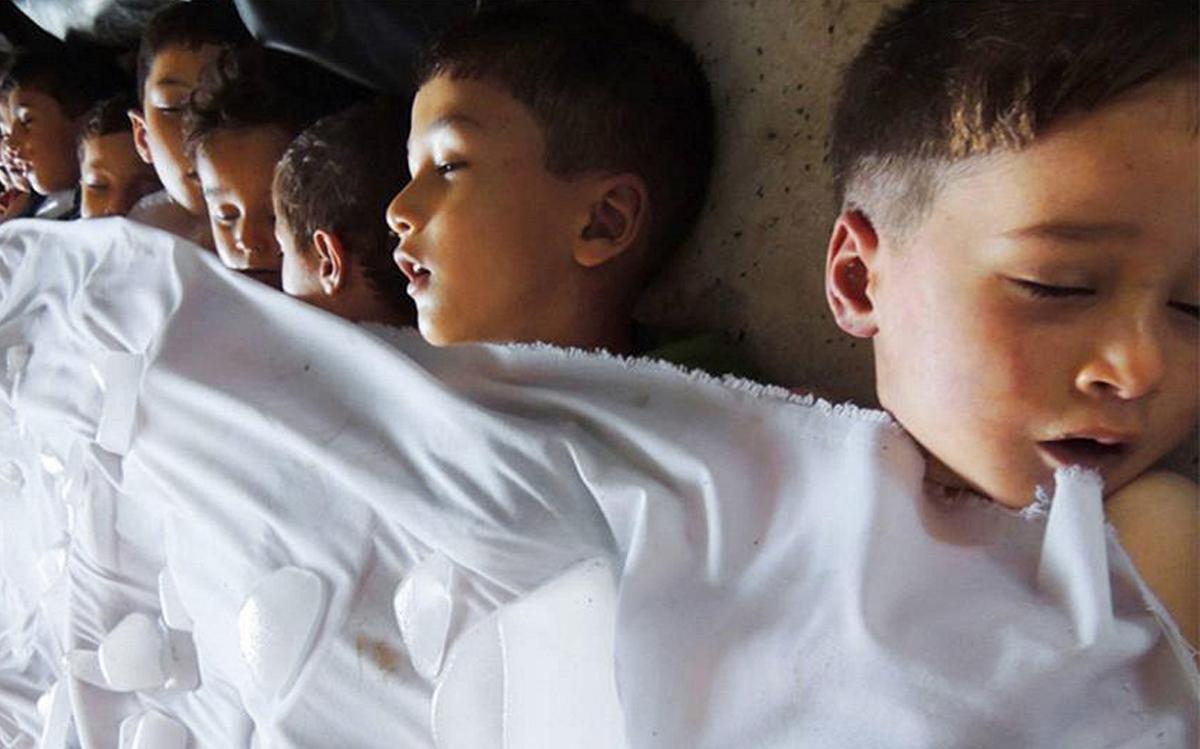 صورة منظمة دولية: الأسد نفذ هجمات كيميائية على حلب