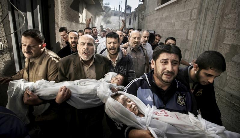 صورة بينهم 459 تعذيبا..مقتل 3443 فلسطيني بسوريا