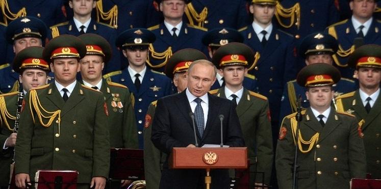 صورة لأسباب مجهولة..بوتين يقيل 10 جنرالات أمنيين