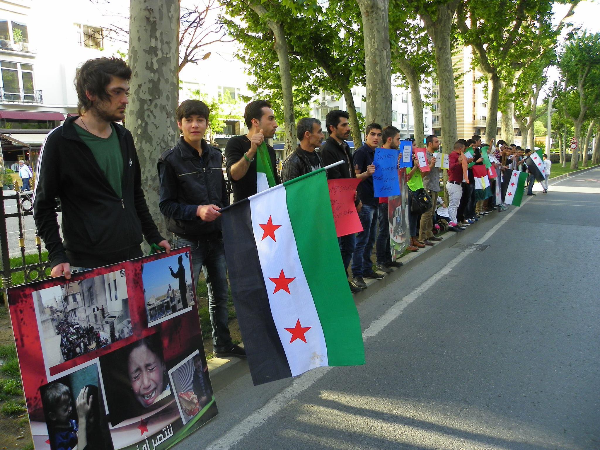 صورة السوريون يشكلون 4% من سكان إسطنبول