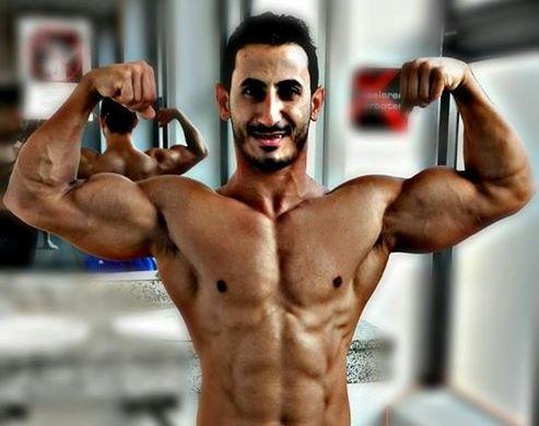 صورة أحمد نوفل..رياضي قـادم بقوة إلى ألمانيا