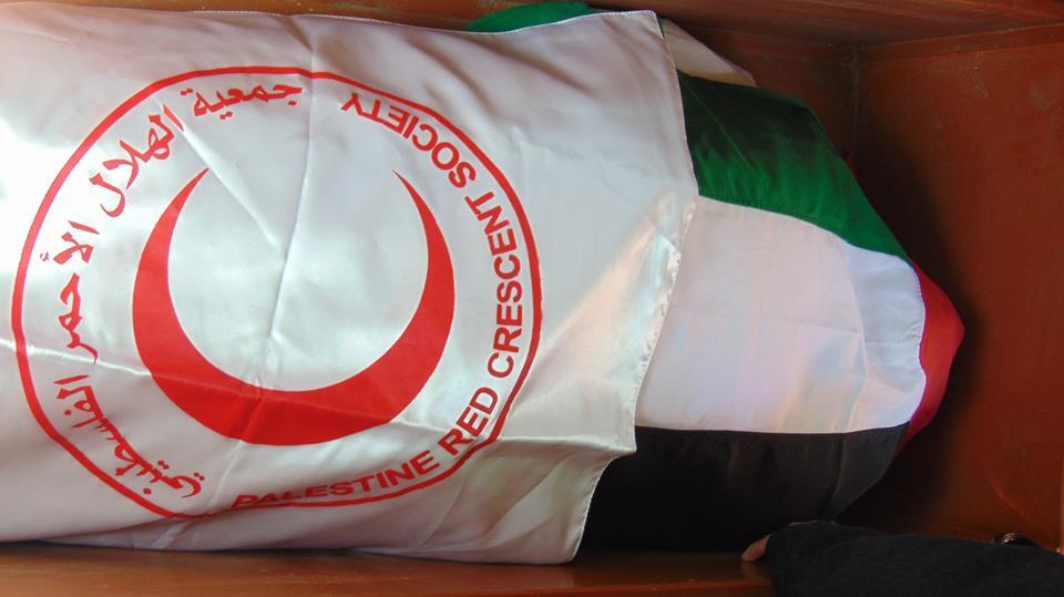 صورة وفاة موظف بالهلال الأحمر عقب اعتقاله بفرع فلسطين
