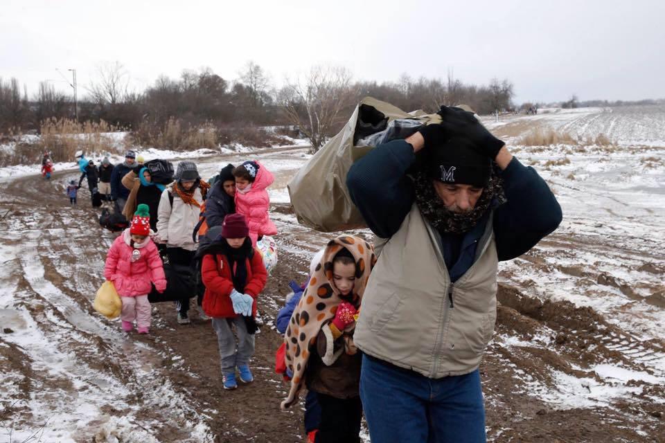 صورة الحرب السورية فرقت شمل فلسطينيي سورية بين 20 دولة