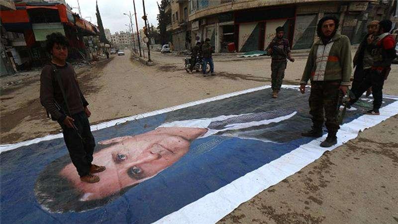 صورة في ذكراها السادسة محطات هامة في مخطط تفكيك الثورة السورية