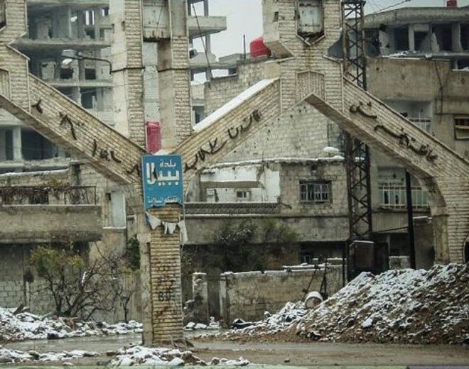 صورة الأسد يضيق الخناق على 10 ألاف فلسطيني بدمشق