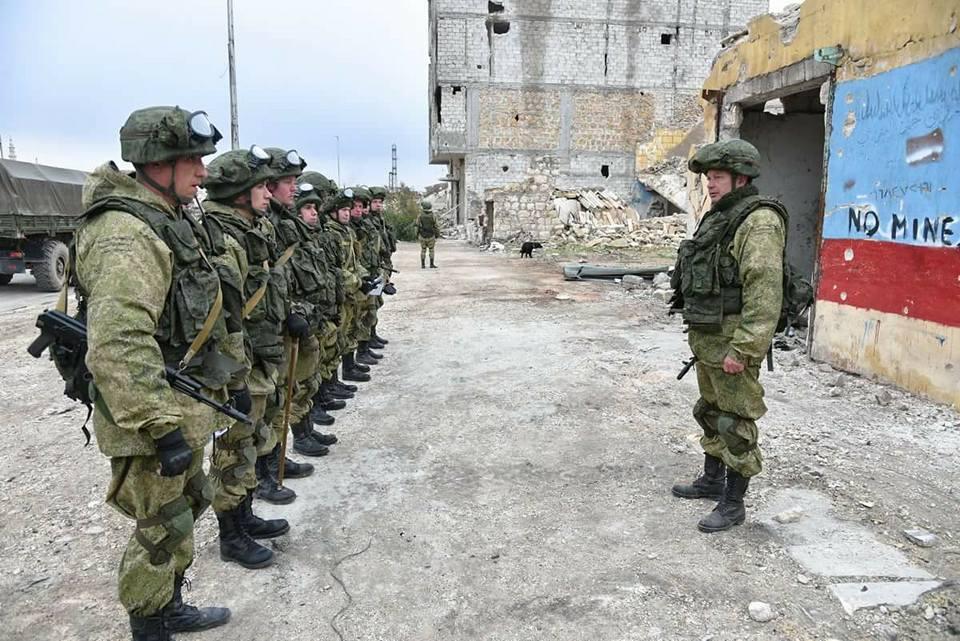 صورة الخسائر الروسية بسوريا 3 أضعاف ما يعلنه الكرملين