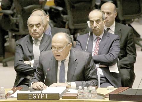 صورة مصر: مشروع قرار معاقبة الأسد يفتقر للأدلة