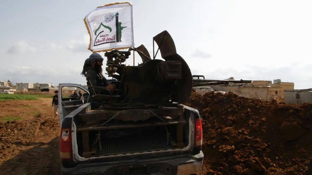 """صورة الحر بدرعا يطلق معركة جديدة ضد """"جيش خالد"""""""