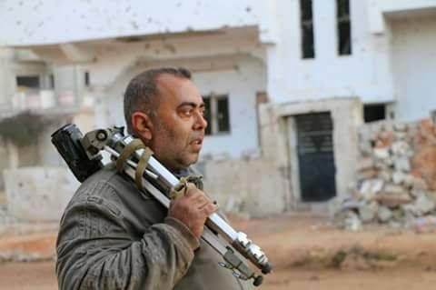 صورة النظام السوري يقتل طبيب وإعلامي بدرعا
