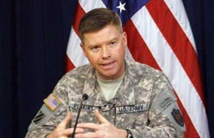 صورة جنرال أمريكي: دولة حليفة استخدمت صاروخ باتريوت لاسقاط طائرة ثمنها 200$