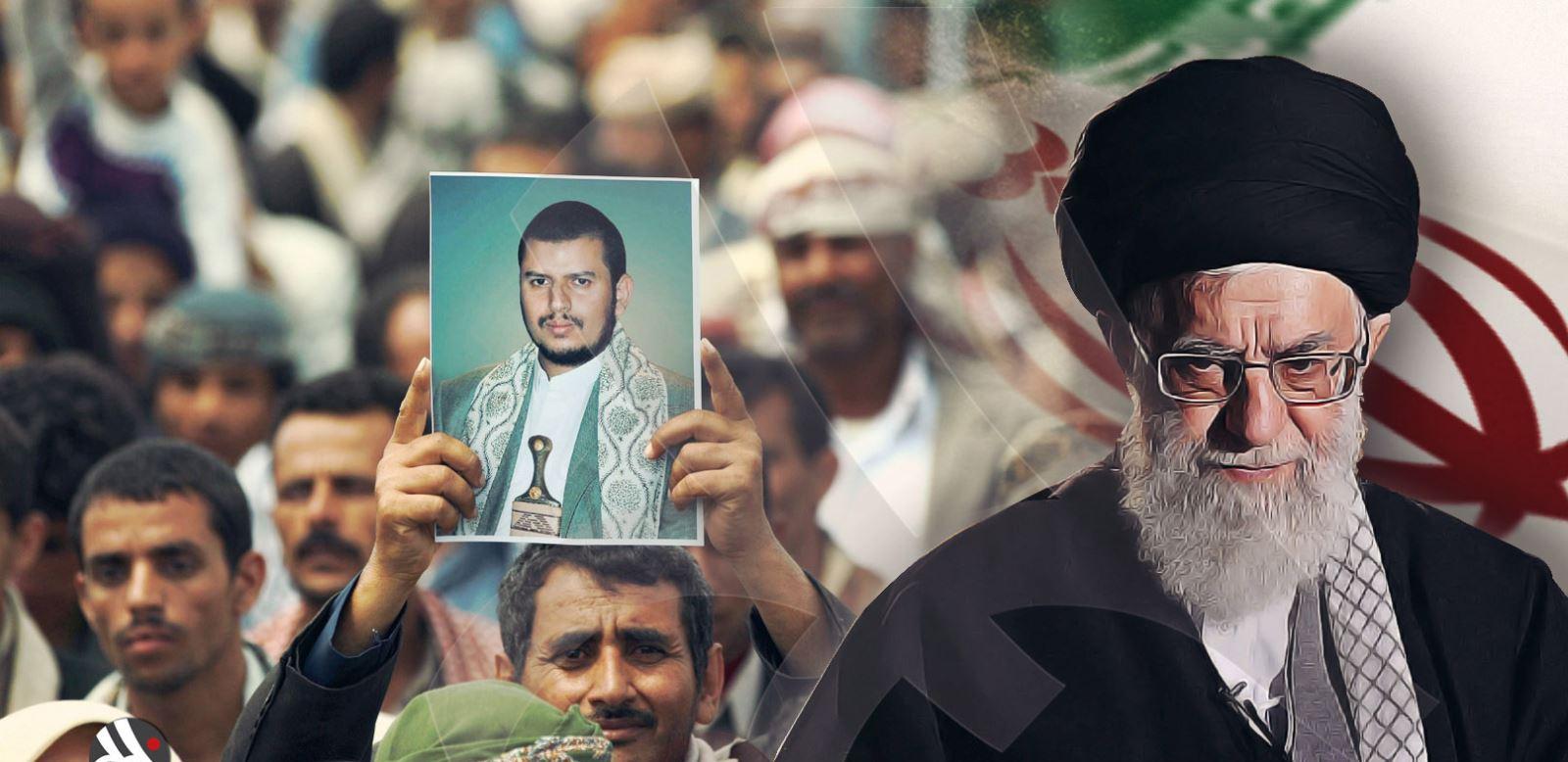 """صورة مصادر: طهران زودت """"الحوثيين"""" بأسلحة وعسكر"""
