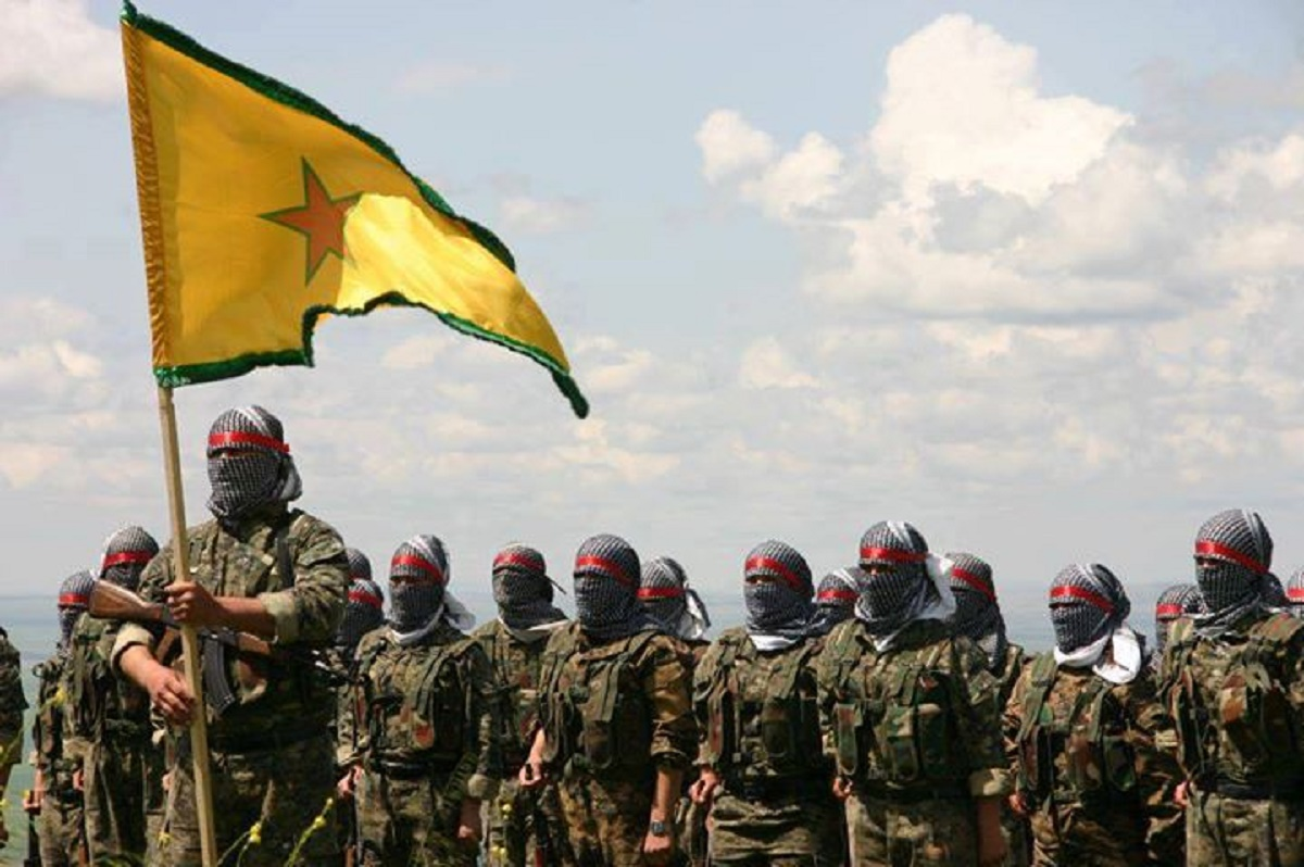 """صورة تركيا: لن نقبل بـ """"منطقة إرهابية"""" شمالي سوريا"""