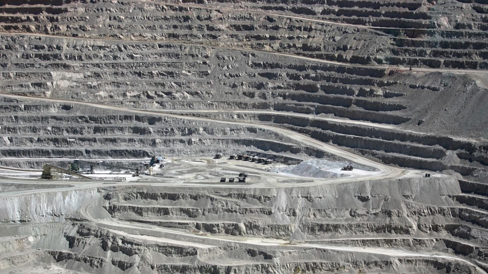 """صورة علماء: اكتشاف معادن يؤكد """"العصر الجيولوجي البشري"""""""