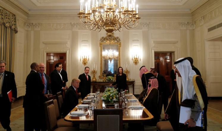"""صورة السعودية وأمريكا تبحثان محاربة تنظيم """"الدولة"""""""