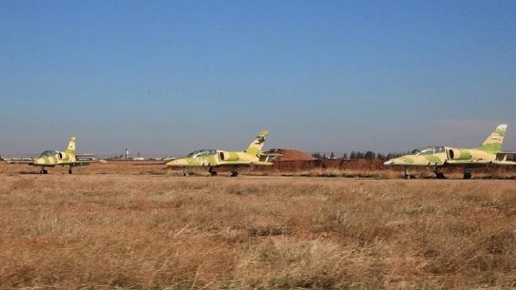صورة قوات سوريا الديمقراطية تسيطر على مطار الطبقة
