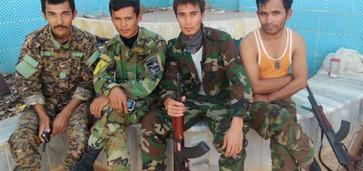 صورة مطالب بإحالة ملف الميليشيات الأفغانية للجنائية الدولية
