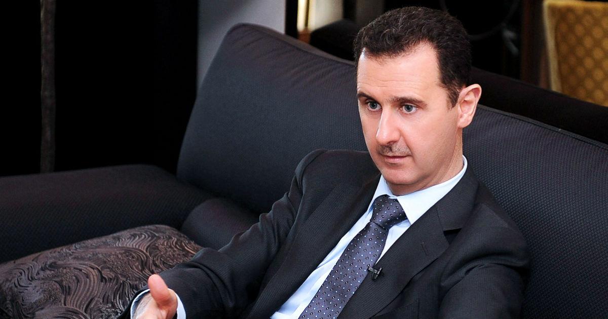 صورة الأسد يطالب موسكو بالتوسط لدى إسرائيل