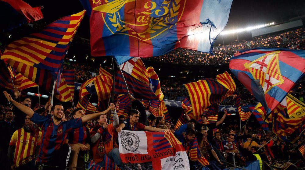صورة تغريم برشلونة بـ 19 ألف يورو