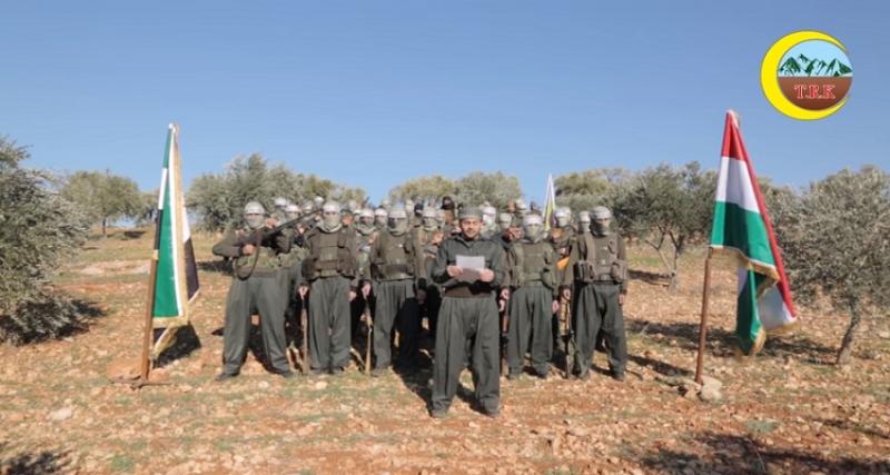 صورة الإنقاذ الكوردية..حركة إسلامية تقارع الأسد