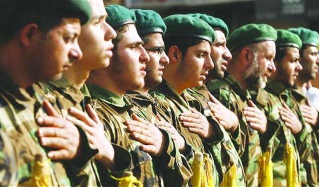 صورة لعبة حزب الله بسوريا تحرق أنصاره