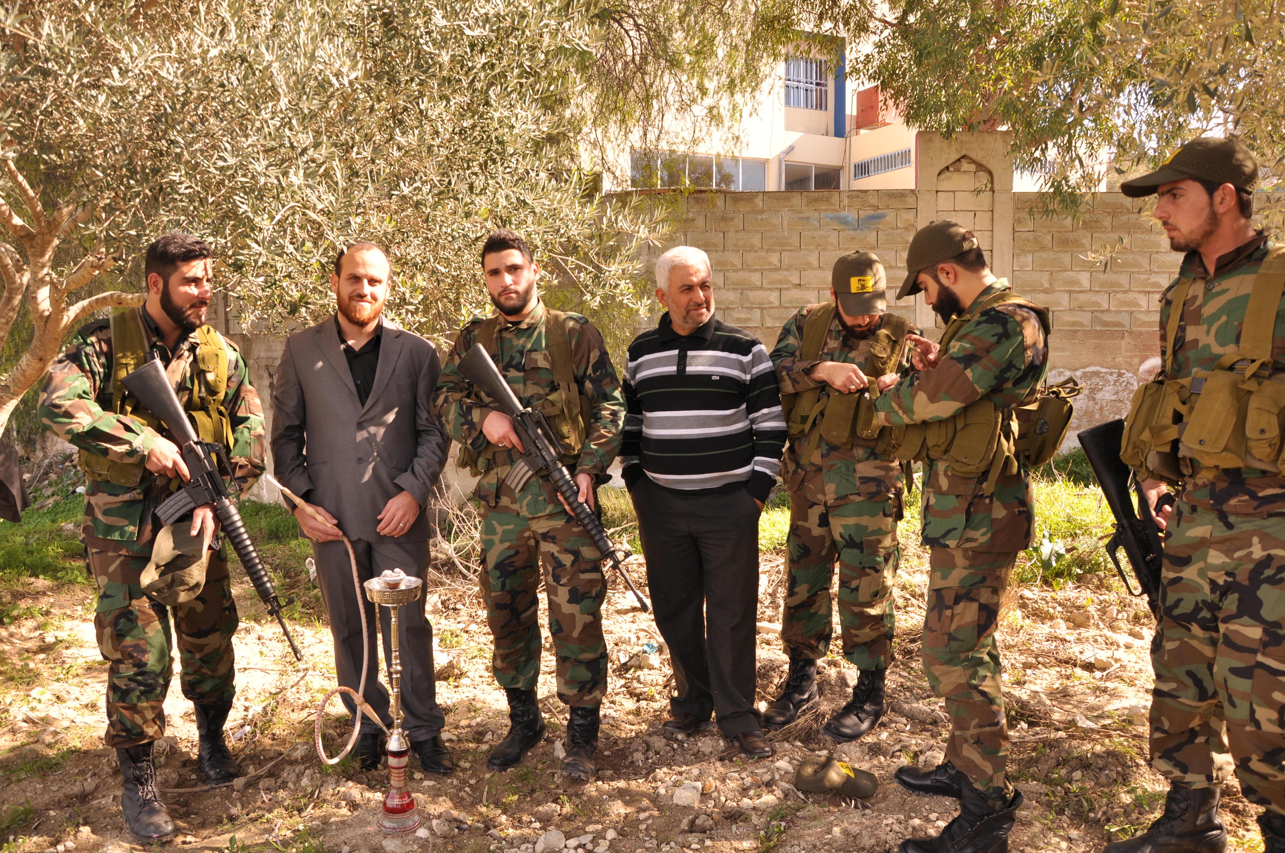 صورة الحرب السورية تستنزف حزب الله..فكم خسائره؟