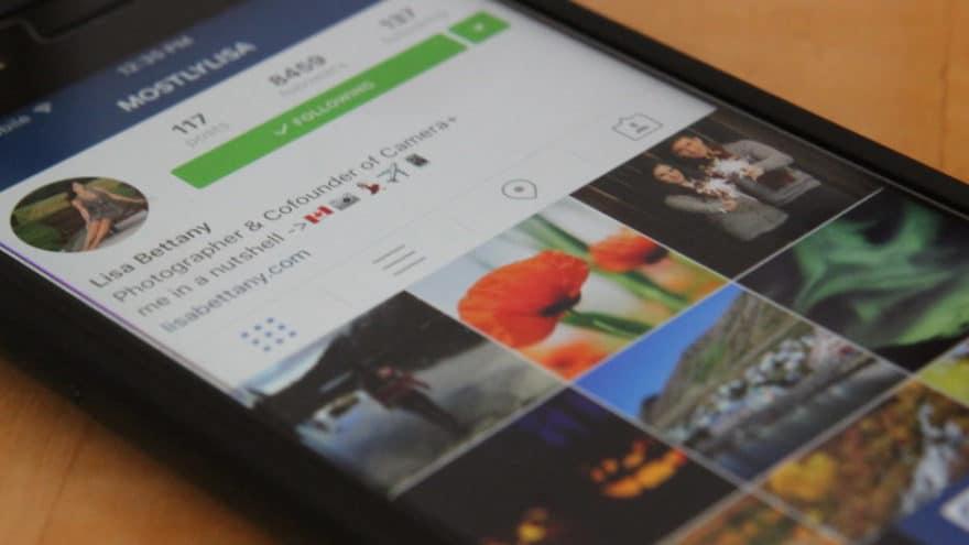 صورة إنستاجرام تتيح حفظ الفيديوهات المباشرة ضمن الهواتف