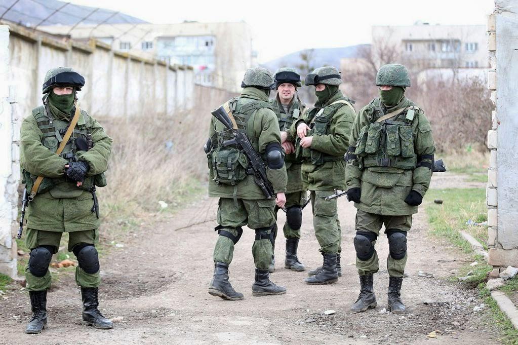 صورة مصرع 6 جنود روس بهجوم مسلح في الشيشان