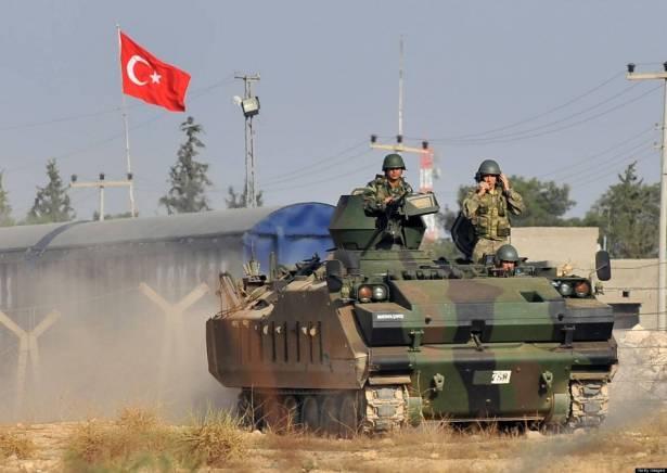 """صورة أنقرة تعلن انتهاء """"درع الفرات"""" بسوريا"""