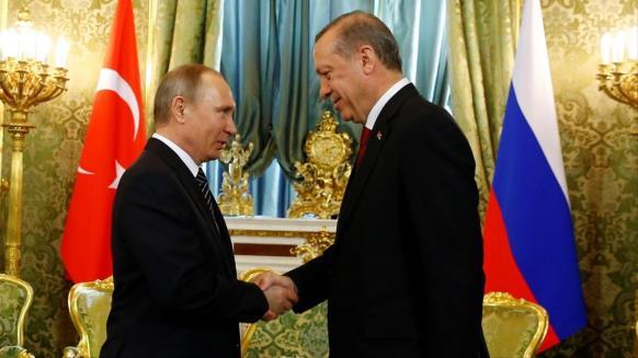 صورة توطيد العلاقات التركية الروسية ومباحثات رئاسية حول سوريا