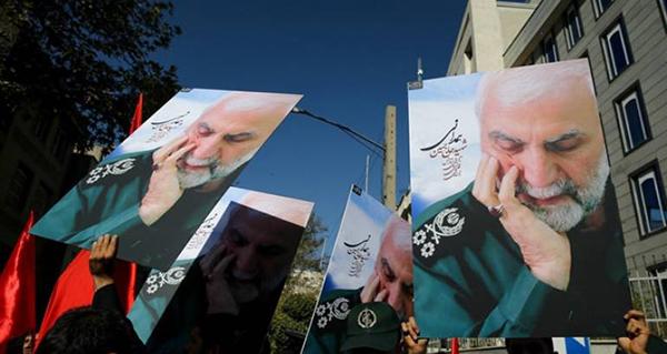 صورة دبلوماسي إیراني: طهران ستُهمش بسوريا