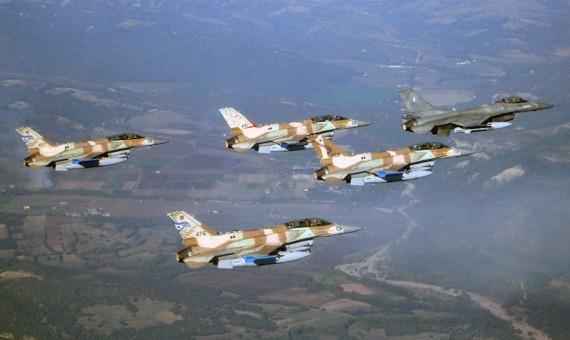 صورة إسرائيل تهاجم مواقع بسوريا والأسد يعلن اسقاط مقاتلة لها