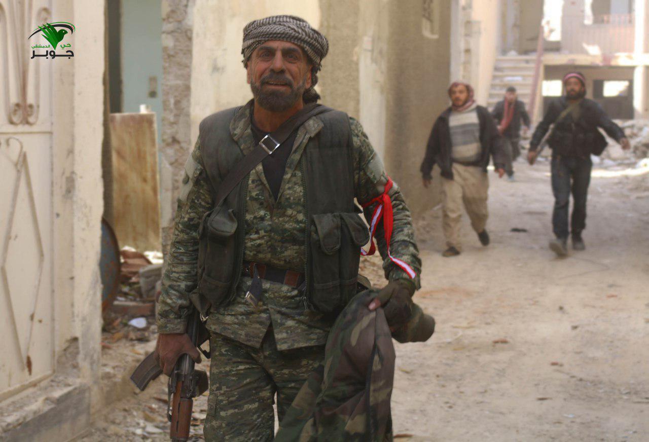 صورة كيف حسمت المعارضة الجولة الأولى من معارك دمشق لصالحها؟