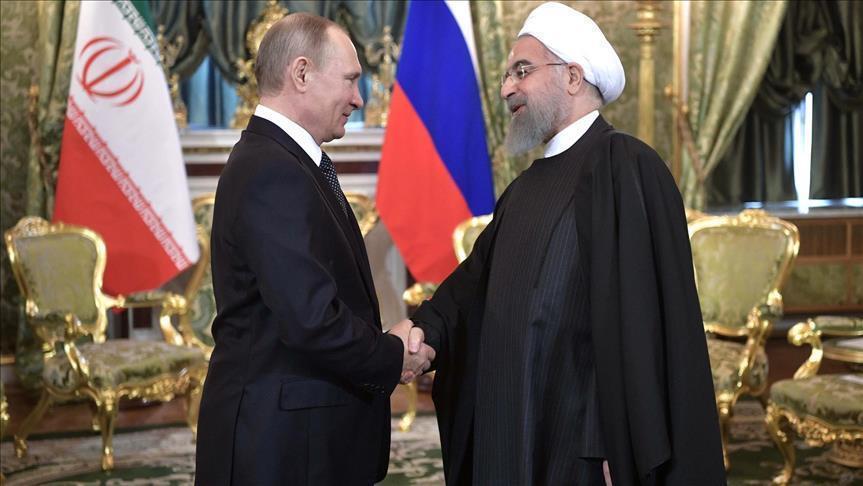 صورة بوتين يقرض إيران 2.2 مليار يورو