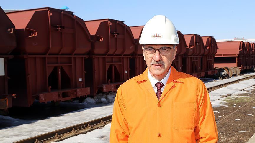 صورة جهود تركية لمد خطوط سكك حديدية بطول 30 ألف كلم