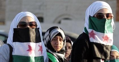 صورة 23502 أنثى ضحية الحرب بسوريا..91% منهم على يد الأسد