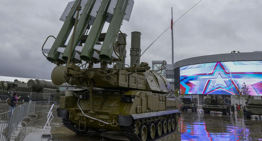صورة موسكو: قدمنا للأسد أنظمة صاروخية متطورة