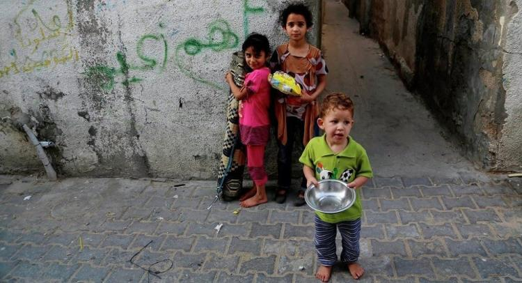 صورة ولادات مشوهة بأحياء دير الزور المحاصرة