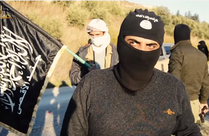 صورة جند الأقصى أعدم ميدانيا 142 من الثوار