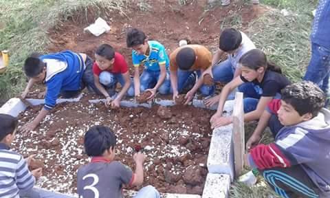 صورة 220 طفلا فلسطينيا قضوا خلال الحرب بسوريا