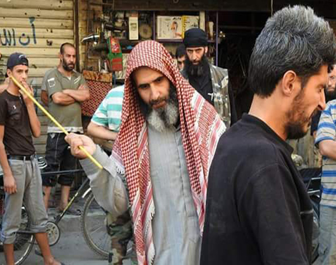 صورة مخيم اليرموك بين مطرقتي تحرير الشام وتنظيم الدولة