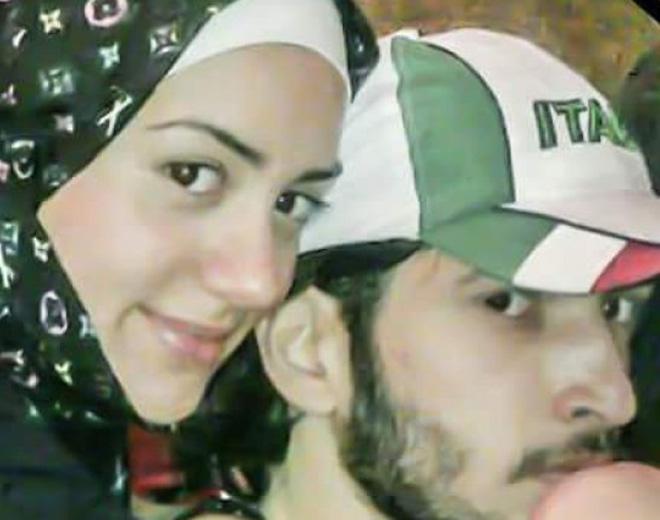 صورة حالة حب وزواج ينهيها قناص الأسد