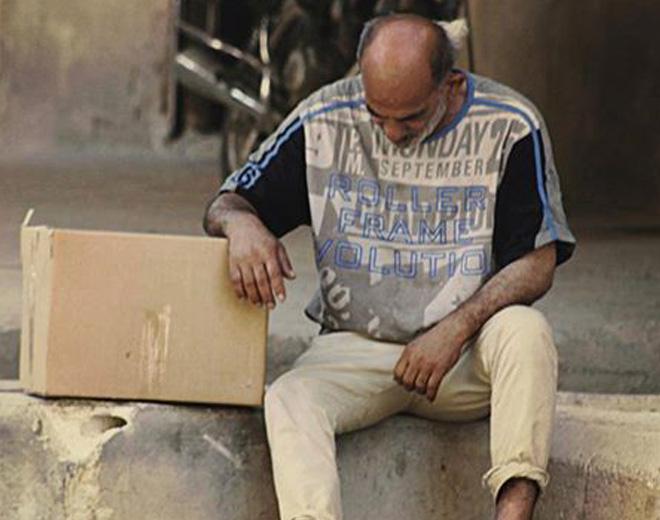 صورة هذه حكايتي: مأساة لاجئ يرويها ابن الحصار والألم