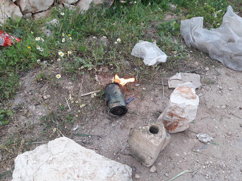 صورة الأسد وروسيا يكثفان استخدام الأسلحة المحرمة بريف حماة