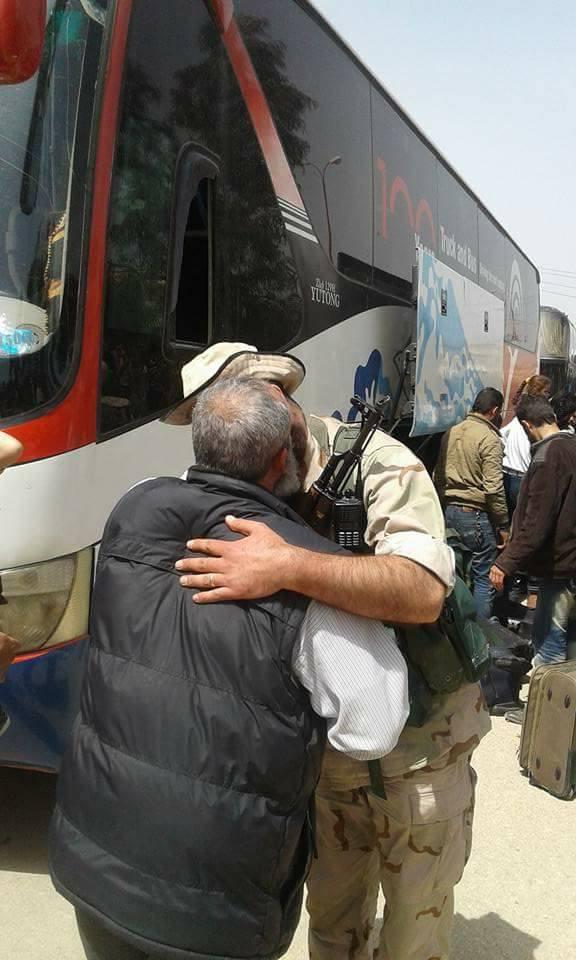 """صورة """"المدن الأربع""""..الإفراج عن 120 معتقل"""