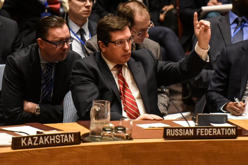 صورة المعارضة: الفيتو الروسي يهدد دورها بجنيف