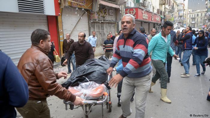 صورة تفجيرات كنائس مصر ما بين الهدف والتوقيت