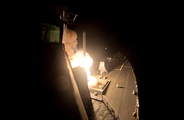 """صورة الأسد: الهجمات الأمريكية تخدم تـ """"الدولة"""""""
