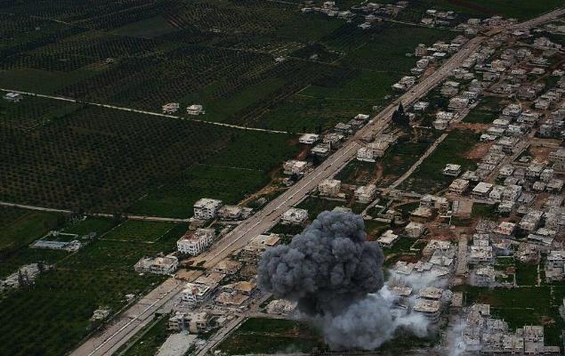 صورة ثوار درعا يسيطرون على 85% من المنشية
